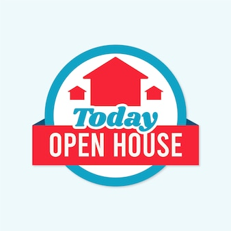 Etykieta open house