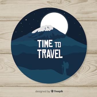 Etykieta podróży