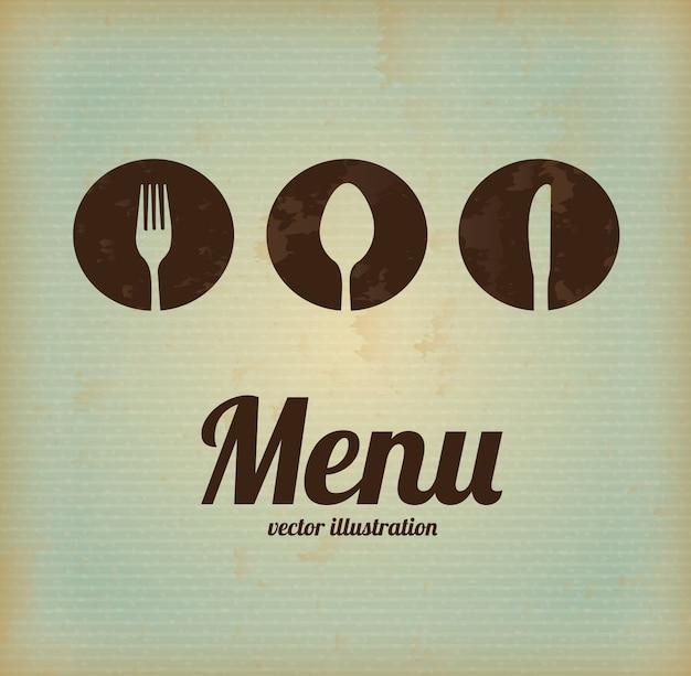 Etykieta restauracji