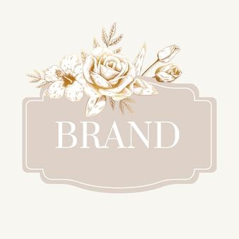 Etykieta romantycznej marki