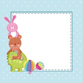 Etykieta zabawek dla dzieci