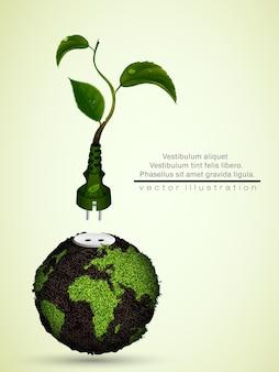 Ewolucja koncepcji zazieleniania świata.