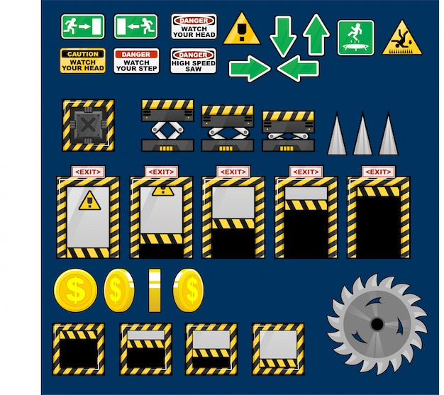 Fabryczne obiekty gier