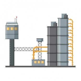 Fabryka maszyn naftowych