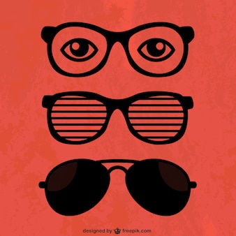Fajne okulary przeciwsłoneczne w stylu retro