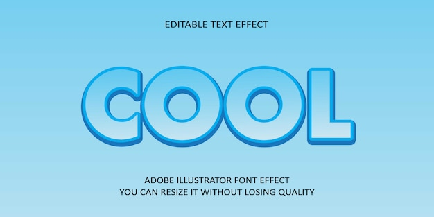 Fajny edytowalny tekst efekt
