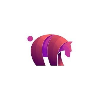 Fajny niedźwiedź