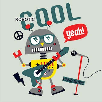 Fajny robot