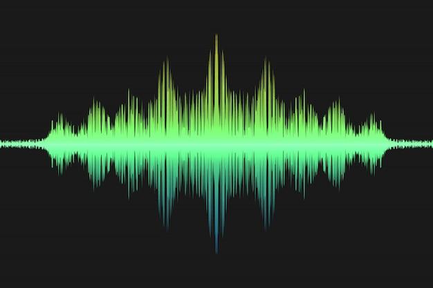 Fala dźwiękowa, fala dźwiękowa