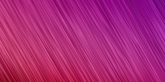Fala Streszczenie Tło Linii Pasek. Kolorowe Tapety Banner. Premia Premium Wektorów
