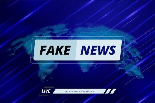 Fałszywy projekt szablonu wiadomości
