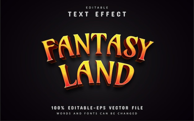 Fantastyczne efekty tekstowe