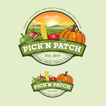 Farma rodzinna pick'n patch