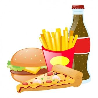 Fast food projekt