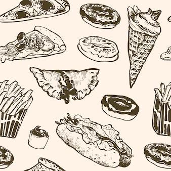 Fast food wzór