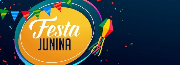 Festa junina karnawałowa zabawa festiwalowa