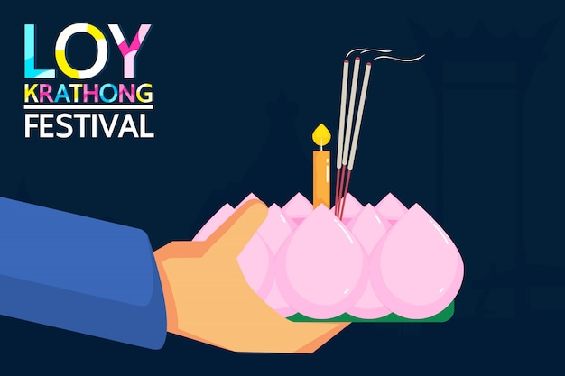 Festiwal loy krathong