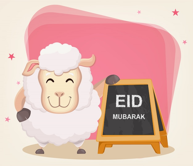 Festiwal poświęcenia eid-ul-adha