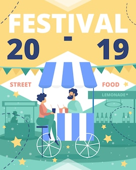 Festiwal street food