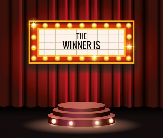 Film nagradza wydarzenie ze zwycięzcami wytwórni