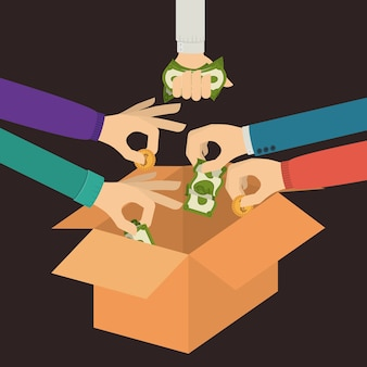 Finansowanie cyfrowego projektu