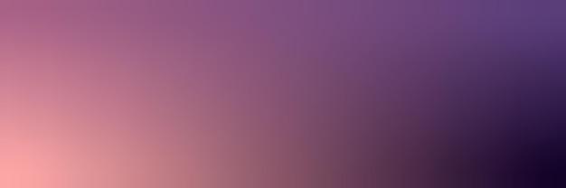Fioletowe, czarne, fioletowe, koralowe tło gradientowe tapety