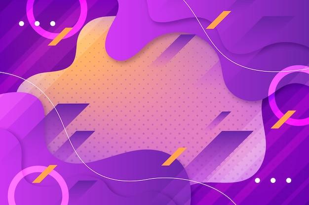 Fioletowe tło dynamiczne