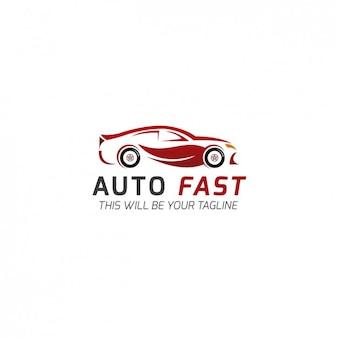 Firma car logo template