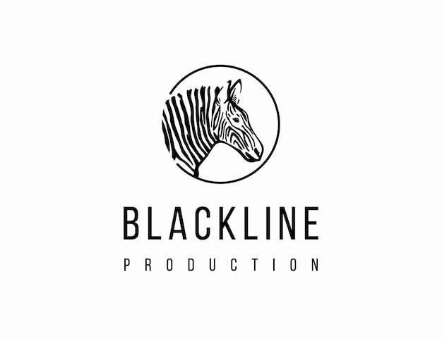 Firma logo produkcji zebra