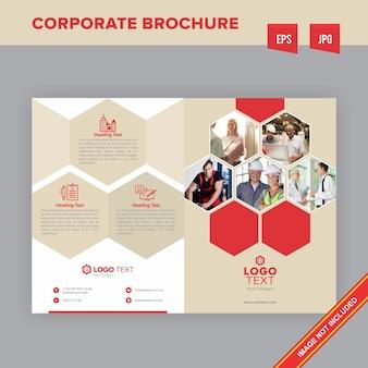 Firmy budowlane i broszura budowlana