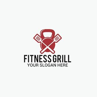 Fitness grill jedzenie