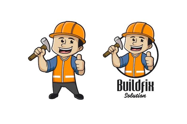 Fix builder logo