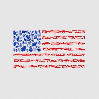 Flaga broni