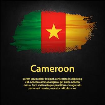 Flaga kamerunu