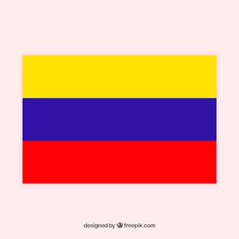 Flaga kolumbii