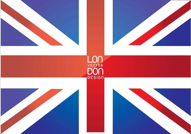 Flaga londynu