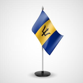 Flaga stołu barbadosu
