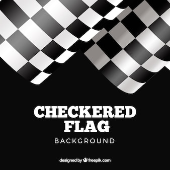 Flaga w szachownicę