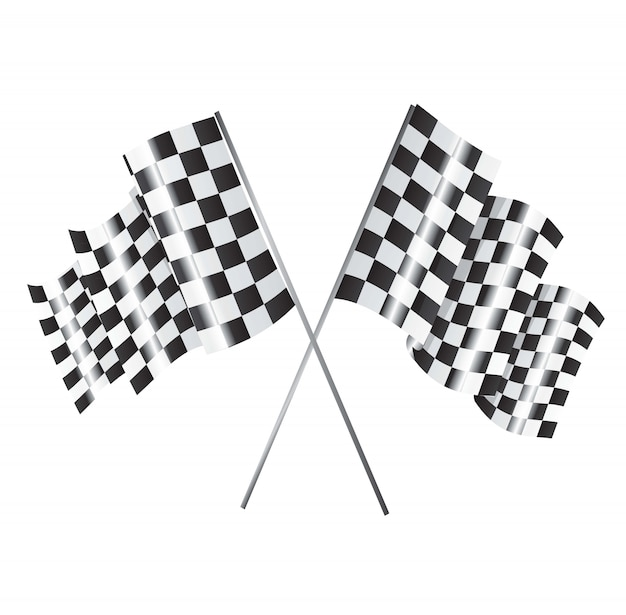 Flaga wyścigowa