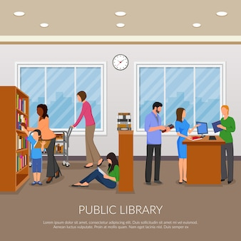 Foka biblioteki ipublic