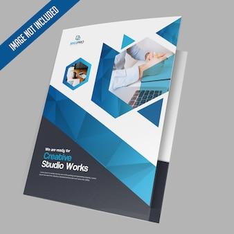 Folder prezentacyjny
