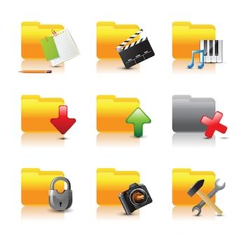 Foldery komputerowe