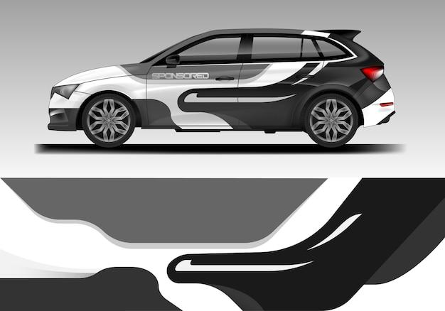 Folia samochodowa projektuje wektor