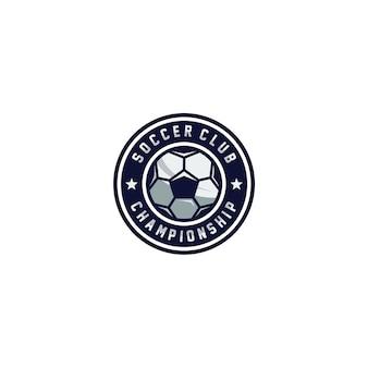 Football bagde, mistrzostwo, logo piłki nożnej