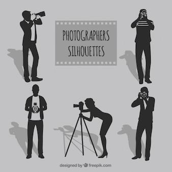 Fotograficy sylwetki opakowanie