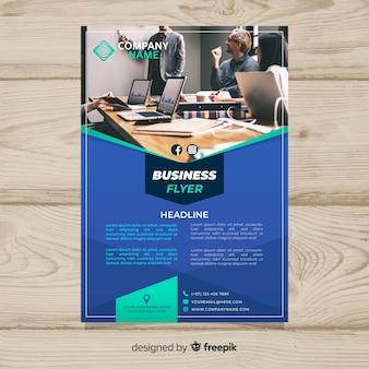 Fotograficzny biznes plakat