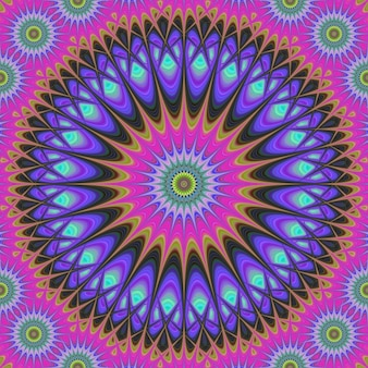 Fractal wzór tła