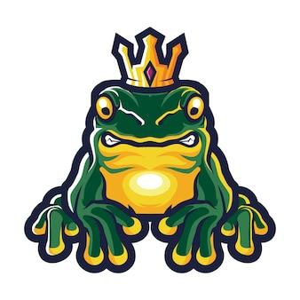 Frog king esport