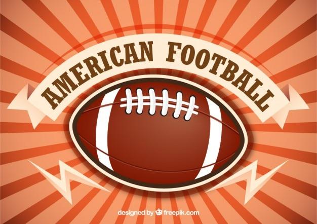 Futbol amerykański vector