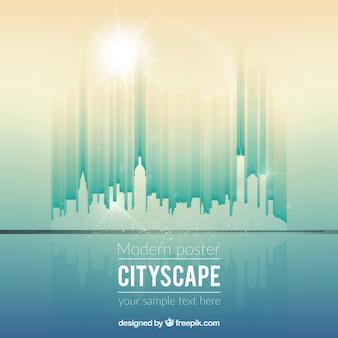 Futurystyczne miasto